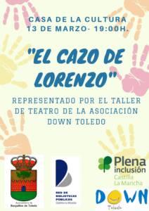 """Taller de teatro """"El cazo de Lorenzo"""""""